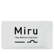 Miru米如超薄日抛隐形眼镜3片装