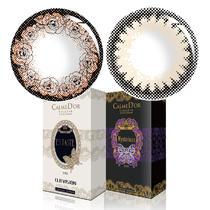 科莱博CD彩色月抛隐形眼镜2片装