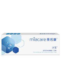 Miacare美若康沐氧硅水凝胶隐形眼镜日抛10片装