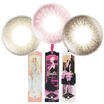 SHO-BI妆美堂Barbie by PienAge Luxe双周抛美妆彩色隐形眼镜6片装