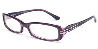 哥拓普眼镜架 LV-5210 玫瑰红/-/玫瑰红