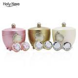Holy Nara Poppy 南瓜马车华丽梦隐形眼镜护理盒