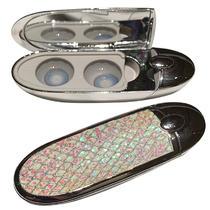安瞳口红隐形眼镜护理盒(便携装)