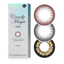 Candy Magic日抛彩色隐形眼镜10片装