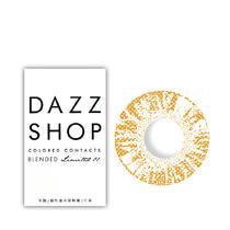 DAZZSHOP混血系列BLENDED Limited 01年抛彩色隐形眼镜1片装