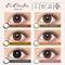 EverColor Natural日抛彩色隐形眼镜20片装(海外版)