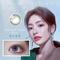 人鱼姬Hyunlens彩色隐形眼镜月抛1片装