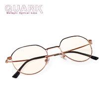 美国夸克(QUARK)防蓝光平光框架眼镜 6806
