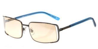 雷诺玛太阳镜Renoma 简约商务 r3263-1 枪灰色/渐进茶/蓝色茶/蓝色